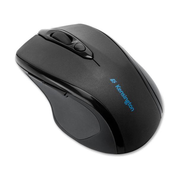 Kensington Pro Fit Wireless Mid-Size Mouse, 2.4GHz, Black