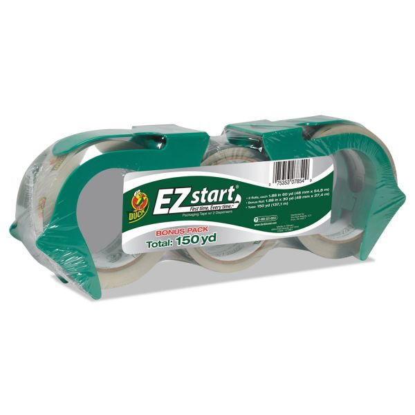 Duck Brand EZ Start Premium Packing Tape