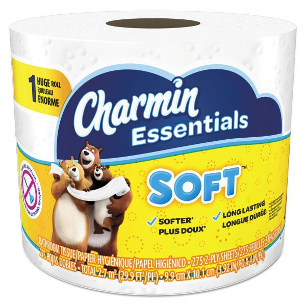Charmin Essentials Soft 2 Ply Toilet Paper