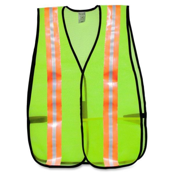 MCR Safety Mesh General Purpose Safety Vest
