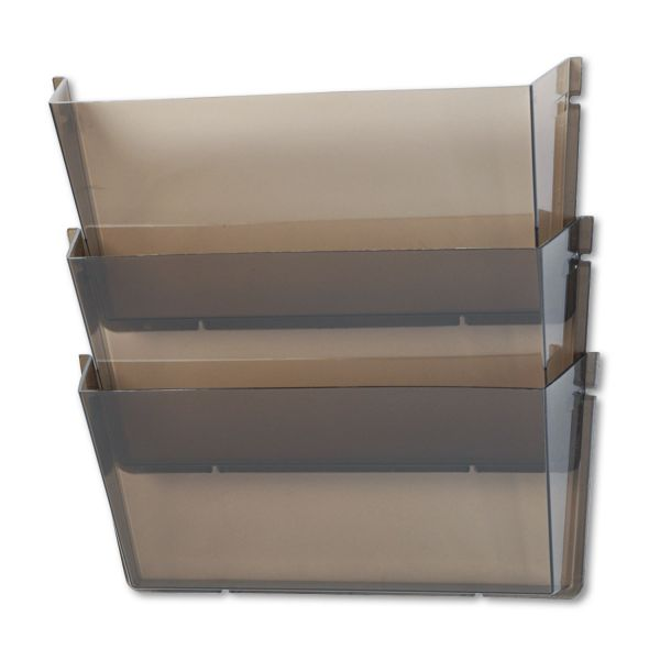 Deflect-o Unbreakable Wall File Pockets