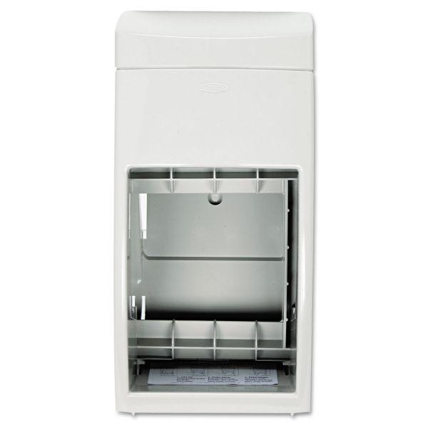 Bobrick Matrix Series Two-Roll Toilet Paper Dispenser