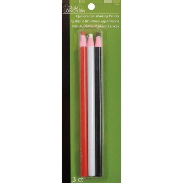 Dritz Longarm Quilter's Film Marking Pencils