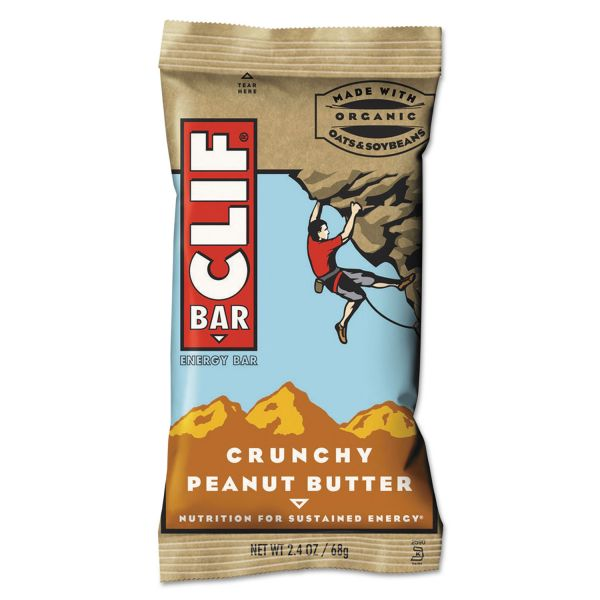 CLIF Bar Crunchy Energy Bar