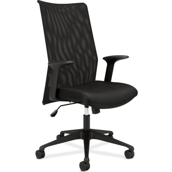 basyx By Hon HVL573 Mesh High-Back Office Chair