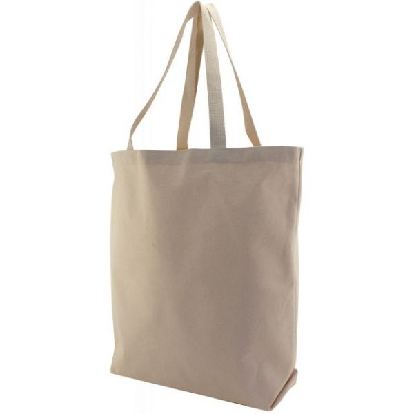 "Canvas Large Tote Bag 13""X5""X17"""
