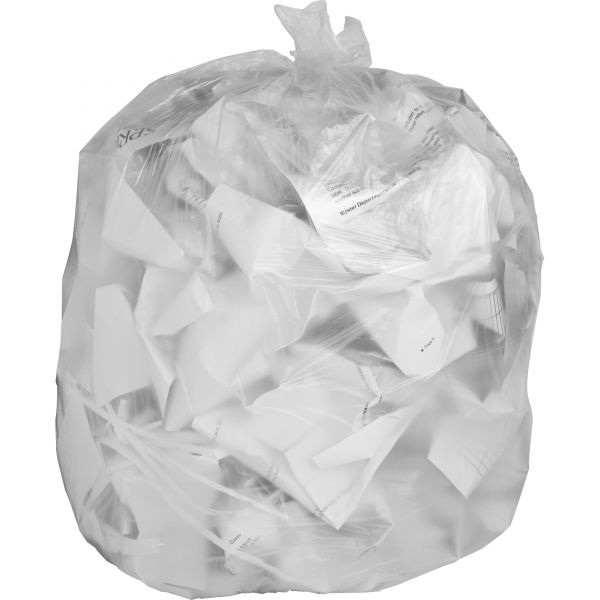 Genuine Joe 30 Gallon Trash Bags