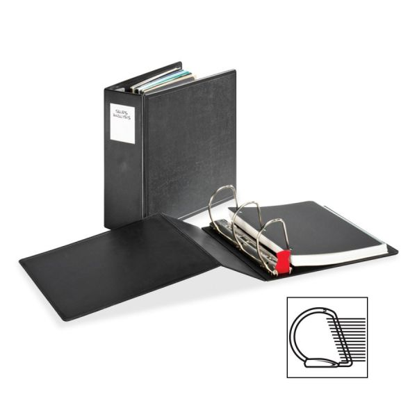 "Cardinal SuperLife EasyOpen Locking 4"" 3-Ring Binder"