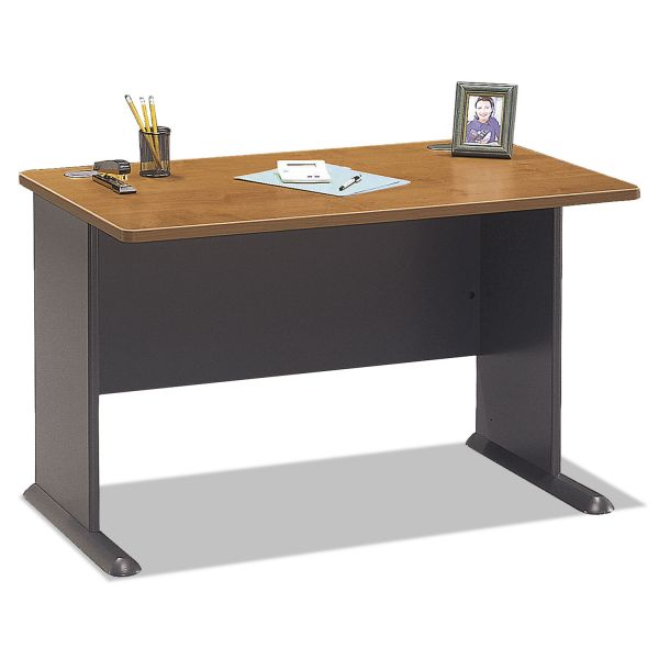 "bbf Series A 48"" Desk by Bush Furniture"