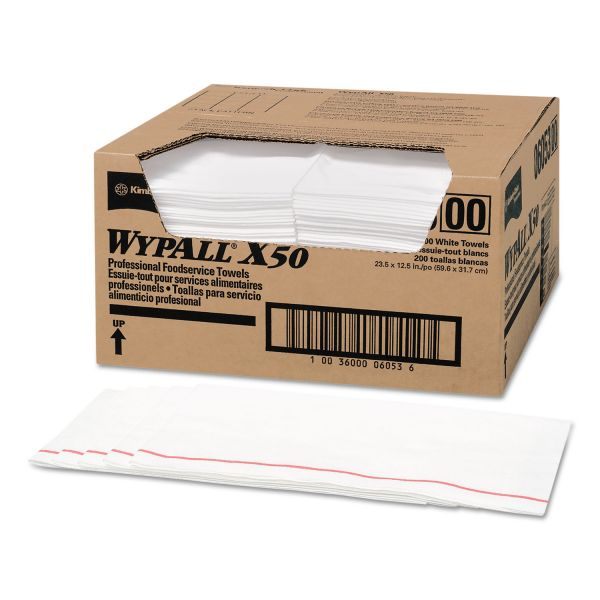 WYPALL X50 Professional Foodservice Towels