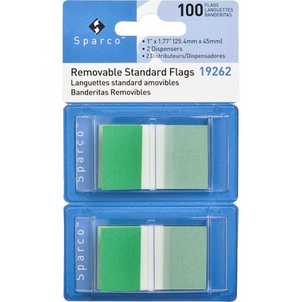 """Sparco Pop-Up 1"""" Flags"""