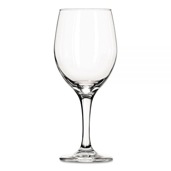 Libbey Perception White Wine Glasses