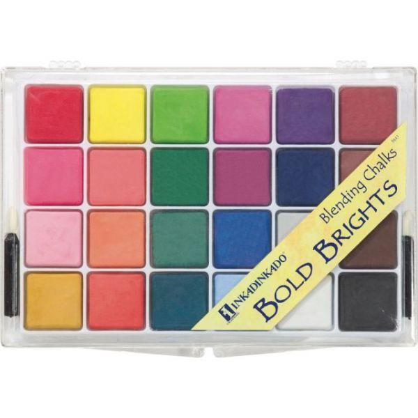 Blending Chalk 24pc