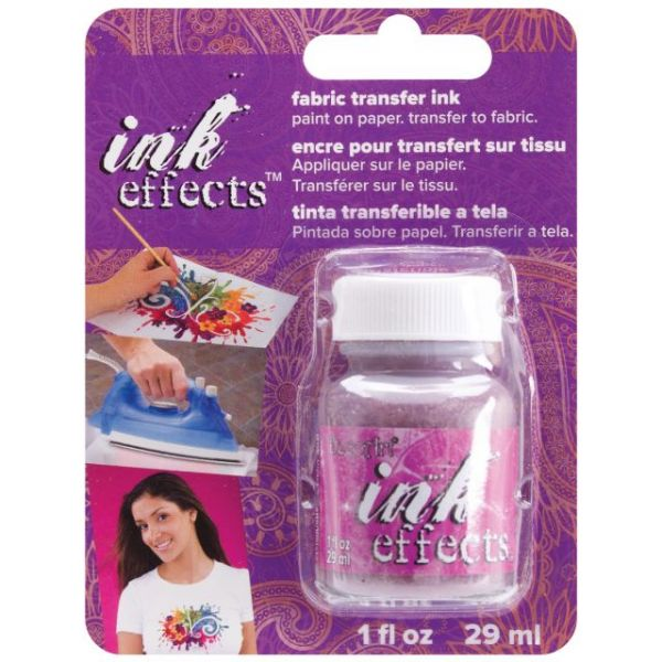 Ink Effects Fabric Transfer Ink