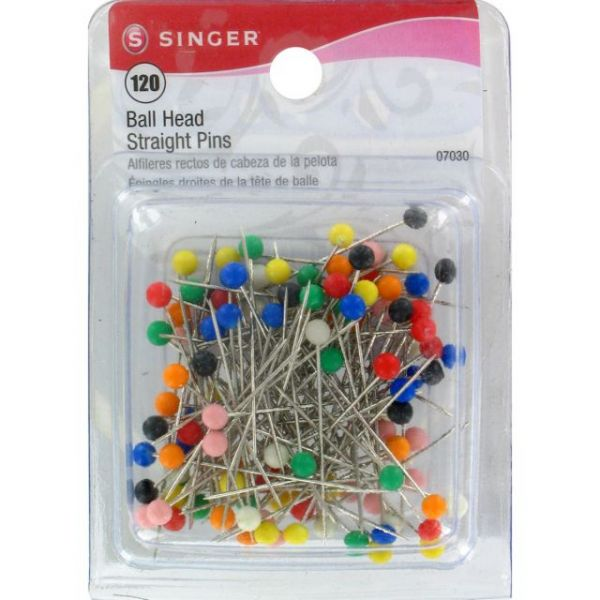 Ball Head Straight Pins