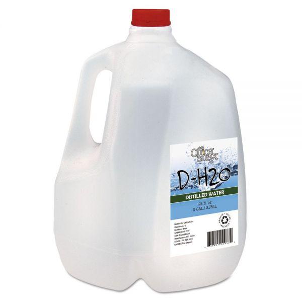 Office Snax Distilled Water