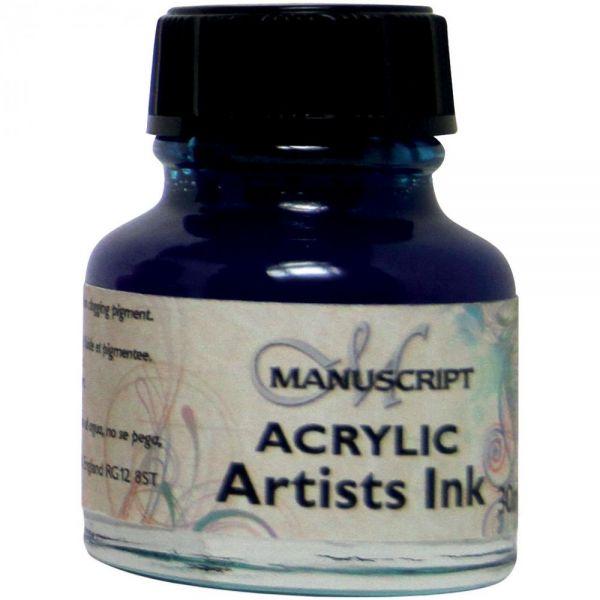 Manuscript Acrylic Artists Ink 30ml
