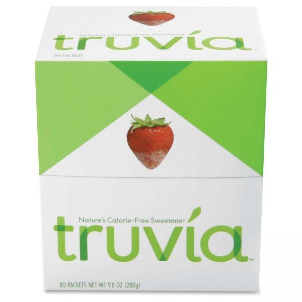 Truvia Cargill All Natural Sweetener Packets