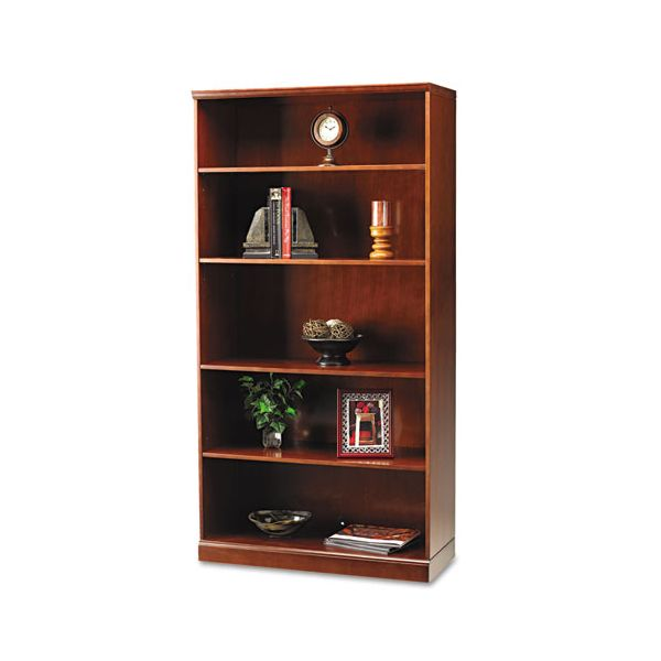 Tiffany Industries Sorrento Series 5-Shelf Bookcase