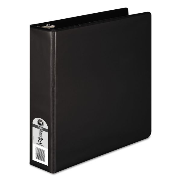 "Wilson Jones 2"" 3-Ring View Binder"