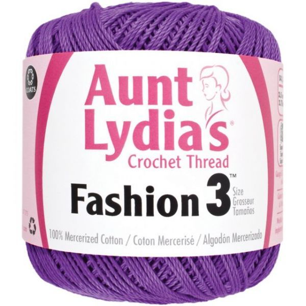 Aunt Lydia's Fashion Crochet Thread