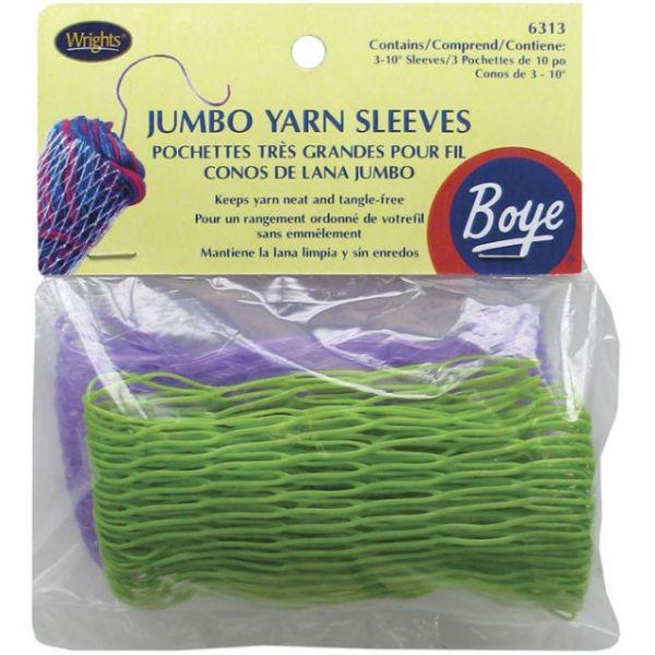 Jumbo Yarn Sleeves