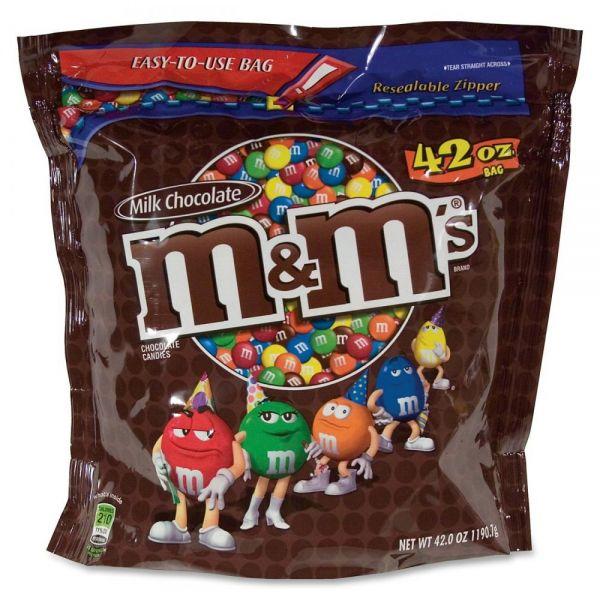 M&M's Plain Chocolate Candy