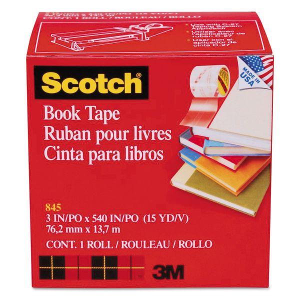 """Scotch 3"""" Book Repair Tape"""