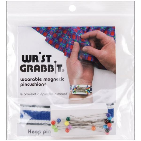 Wrist Grabbit Magnetic Pincushion