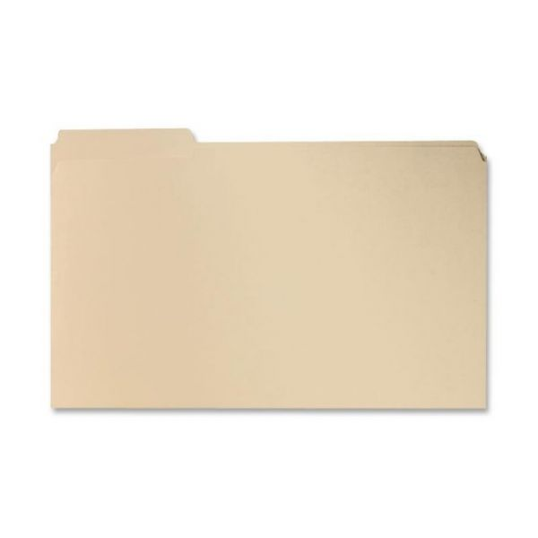 Two-Ply Manila File Folders