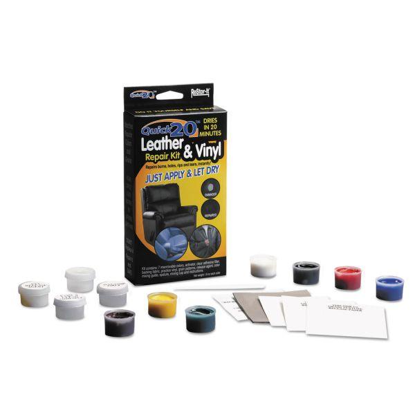 Master Caster ReStor-It Quick 20 Leather/Vinyl Repair Kit