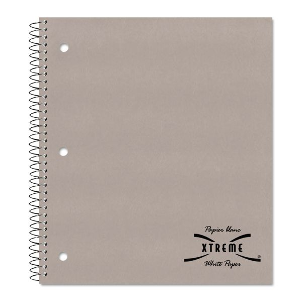 National Brand Single Subject Wirebound Notebook