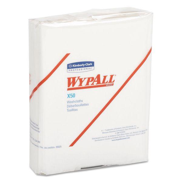 WYPALL X50 Washcloths
