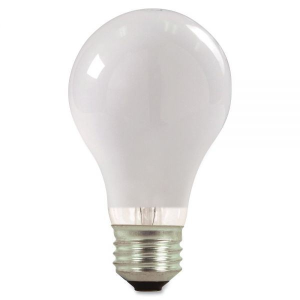 Satco 53-watt A19 Xenon/Halogen Bulb