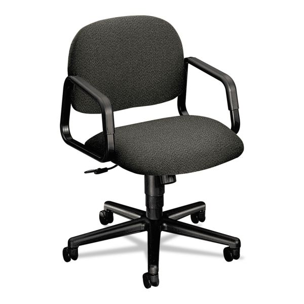 HON Solutions 4000 Series Seating Mid-Back Swivel/Tilt Chair, Gray
