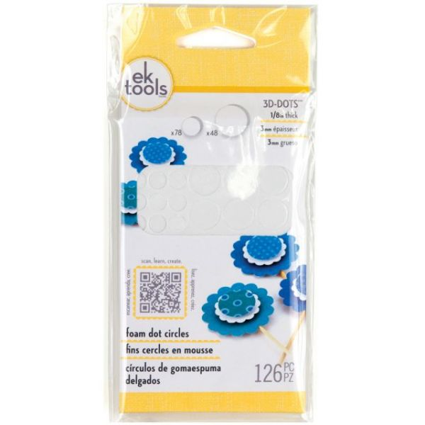 3D Dots Foam Dot Adhesive