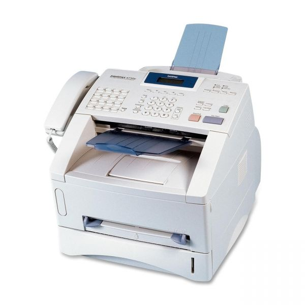 Brother IntelliFAX 4750e Monochrome Laser Multifunction Printer
