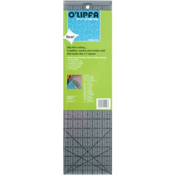 O'Lipfa Lip Edge Ruler