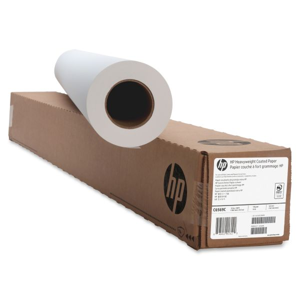 "HP Heavyweight 42"" Wide Format Coated Paper"