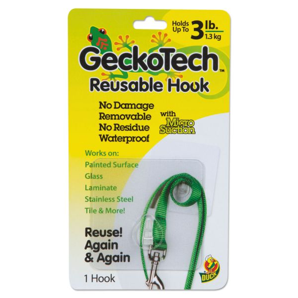 Duck GeckoTech Reusable Plastic Hook