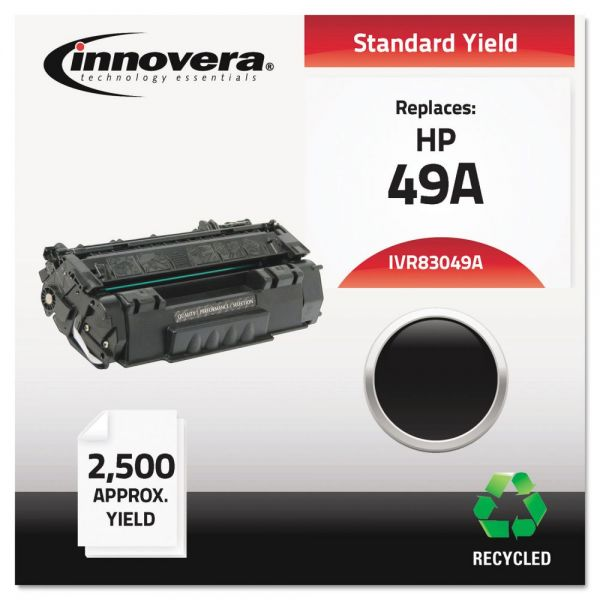 Innovera Remanufactured HP 49A Toner Cartridge