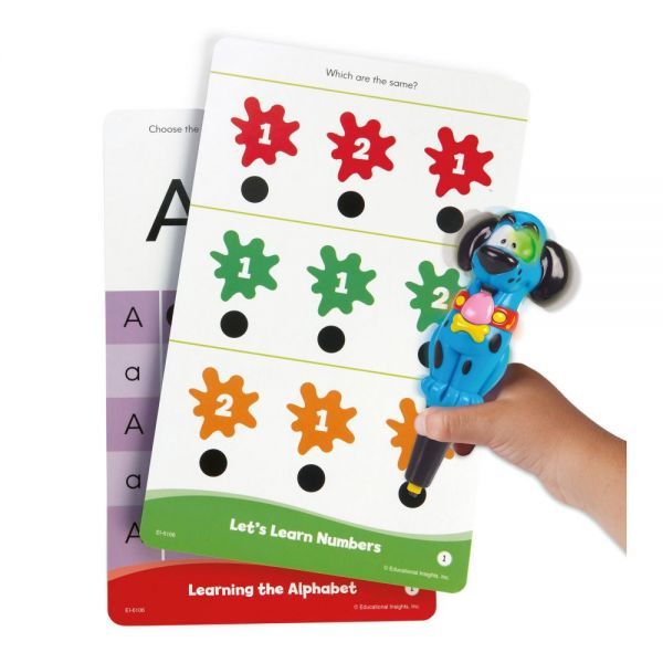 Learning Resources Hot Dots Jr School Learning Set