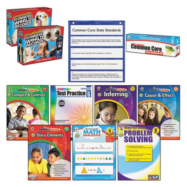 Carson-Dellosa Publishing Common Core Kit