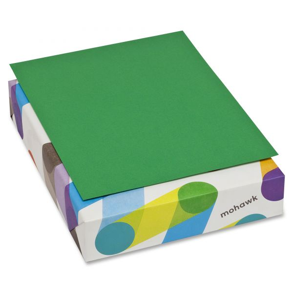 Mohawk Brite-Hue Colored Paper - Green