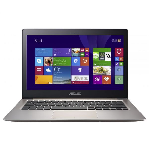 "Asus ZENBOOK UX303UA-DH51T 13.3"" Touchscreen (In-plane Switching (IPS) Technology) Ultrabook - Intel Core i5 (6th Gen) i5-6200U Dual-core (2 Core) 2.30 GHz - Smoky Brown"