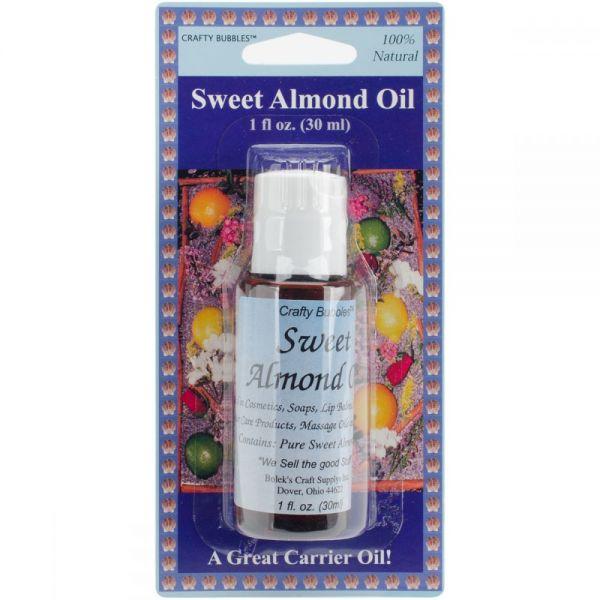 Sweet Almond Oil 1oz
