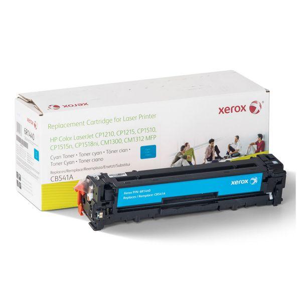 Xerox Remanufactured HP CB541A Cyan Toner Cartridge