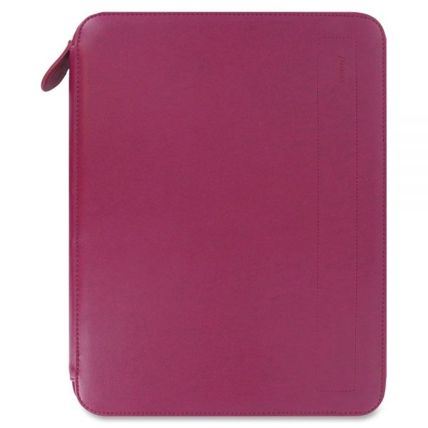 Filofax Pennybridge Carrying Case (Portfolio) for iPad, Tablet - Raspberry