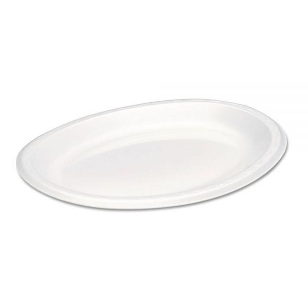 """Genpak Elite 7"""" Foam Plates"""
