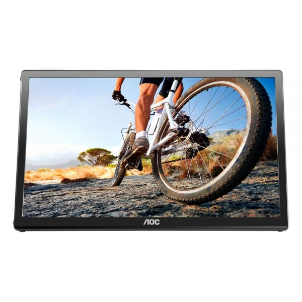 AOC USB Powered LCD Monitor, 17""